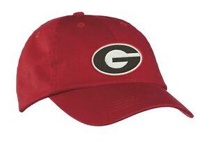Georgia Bulldogs Hats Cap adjustable Embroidered
