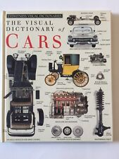 Eyewitness Visual Dictionaries of Cars Hardcover Book