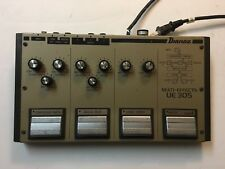 Ibanez UE-305 Multi Effects Processor Rare Vintage Guitar Pedal MIJ Japan