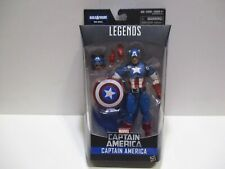 MARVEL LEGENDS RED SKULL[ONSLAUGHT] BAF SERIES REG.AND  WEREWOLF CAPT AMERICA