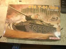 Dragon 1:35 NVA T-34/85M 'NAM' Series #3318 NIB