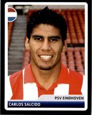 Panini Champions League 2006-2007 Carlos Salcido PSV Eindhoven  No. 196
