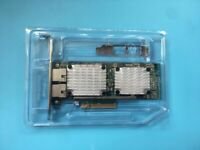 HP 530T 2-Port 10Gb Ethernet PCIe 2.0 Adapter 656596-B21 657128-001 656594-001