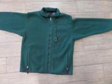 vintage PATAGONIA fleece RETRO cardigan jacket LARGE green USA