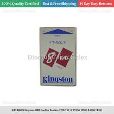 KTT4600/8 Kingston 8MB Card for Toshiba T200 T1910 T1950 T1960 T4600 T4700