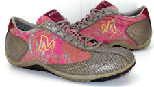 MERRELL SPRINT SPIN LAUNCHER LACE UP CASUAL SNEAKERS WOMEN'S US SIZE 8M