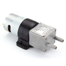 DC12V Mini Vacuum Pump Negative Pressure 2000RPM 30KPA 1L/MIN Self Suction Pump