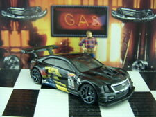 '18 HOT WHEELS 2016 CADILLAC ATS-V R LOOSE 1:64 SCALE LEGEND OF SPEED SERIES