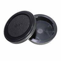 Body + Rear Lens Cap for Olympus OM4/3 OM43 OM 4/3 43 E620 E520 E510 E500 E5
