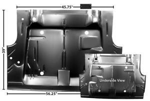 1970 Dodge Challenger Trunk Floor Panel New