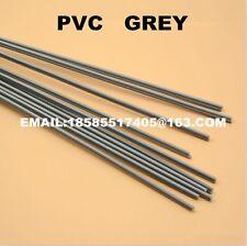 PVC Gery plastic welding rods for plastic flume, PVC pipe sink 20pcs