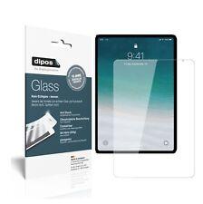 3x Apple iPad Pro 12.9 Zoll (2020) Schutzfolie - Anti-Shock 9H Folie dipos Glass
