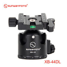 Sunwayfoto Superior Low-Profile Ball head XB-44DL with Lever Combo Clamp
