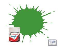 AB2408 Humbrol Apple Green RC408 Acrylic Rail Paint