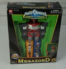 Vintage 1991 Bandai Mighty Morphin Power Rangers Dino Zord Megazord Figure