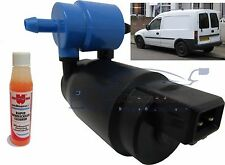 Front & Rr Windscreen Washer Pump Vauxhall Combo 01>11 REAR WIPERS + Screen Wash
