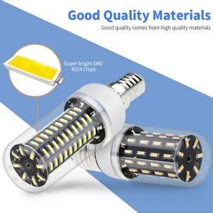 E14 E27 B22 LED Corn Light Bulbs 12W - 35W Lamp Energy Saving 4014 SMD AC220V