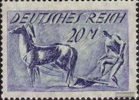 Deutsches Reich 176 gestempelt 1921 Ziffernzeichnung