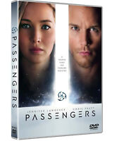 PASSENGERS (DVD) con Jennifer Lawrence, Chris Pratt