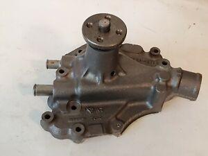 OEM Engine Water Pump Motorcraft PW-222, Ford # E6AZ-8501-B