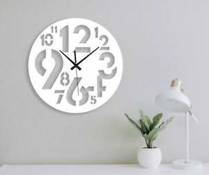 Wall Clock Australian Made Design Style #19