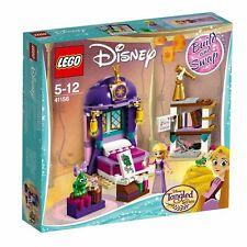 NEW & SEALED Tangled Lego Disney 41156 Rapunzel's Castle Bedroom [RETIRED SET]