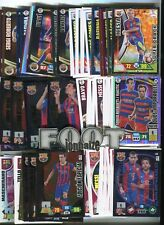 Gran Lote FC BARCELONA  1000 Different Cards  Panini  MGK  Adrenalyn MC  E.Este