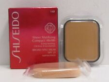 Shiseido Sheer Matifying Compact Foundation Refill I60 Natural Deep Ivory SPF21