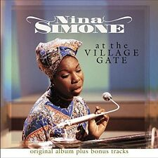 At The Village Gate - Nina Simone (2014, Vinyl NIEUW)