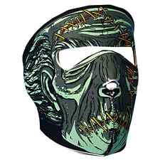 Biker Mask Zombie Neoprene Full Face Mask