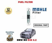FOR BMW M3 E46 3.2 343BHP 2000-->ON NEW PETROL FUEL FILTER 13327831089