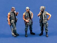 Verlinden 1/35 US Platoon Soldiers in Vietnam War (3 Figures / Multipose) 393