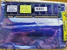 64MB Toshiba PC100-222-620 SD-RAM 100MHz CL2 DIMM DP100-064082A 168 pin memory
