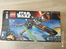 LEGO Star wars Poe's X-Wing Fighter 75102 (sans figurines)
