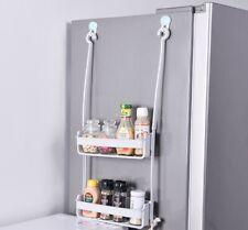 2-Tier Shower Caddy Shelf Bathroom Corner Bath Rack Storage Holder Organizer