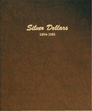 Dansco Album 7174 Silver Dollars 1894-1935