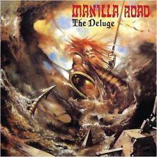 MANILLA ROAD - The Deluge CD