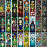5D Diamond Painting Kits Full Drill Film Characters Embroidery Home Decors Gifts