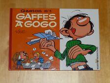 Franquin / Jidéhem - Gaston 3 - Gaffes à gogo - Marsu Productions 2006