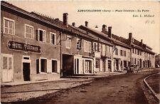 CPA LONGCHAUMOIS Place Centrale -La Poste (446540)
