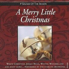 Merry Little Christmas 2001 by Starlite Orchestra . Disc Only/No Case