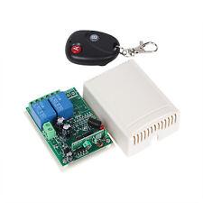 3 in 1 12V 2 Channel Wireless Remote Controller Control Switch Board