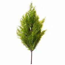 57cm Light Green Artificial Cedar Tree - Home & Garden Decoration Conifer Trees