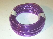 "Go Kart Racing 25' of 1/4"" ID Purple Fuel Line Clone Predator Animal Gas or Alky"