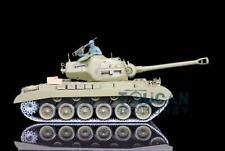 US Stock HengLong 1/16 USA M26 Pershing RTR RC Tank Upgraded Metal Tracks 3838