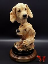 Stephen Herrero Retriever Puppies Limited Edition Last Call 510 / 2500 signed