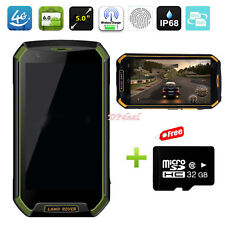"""Smartphone impermeable 4G LAND ROVER Android 5.0"""" Discovery 4800mAh teléfono +32GB"""