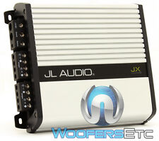 RB JL AUDIO JX400/4D 4-CHANNEL 400W RMS COMPONENT SPEAKERS TWEETERS AMPLIFIER