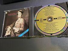 The Virtuoso Handel West Germany Target CD