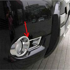 New ABS Chrome Front Fog Light/Lamp Cover Trim for Toyota Highlander 2008-2010